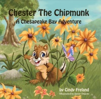 Chester the Chipmunk Front Cover
