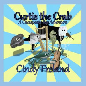 Curtis the Crab Front Cover
