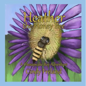 Heather the Honeybee Front Cover