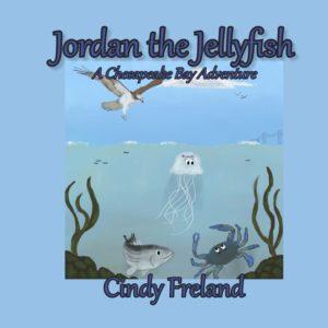 Jordan the Jellyfish Front Cover