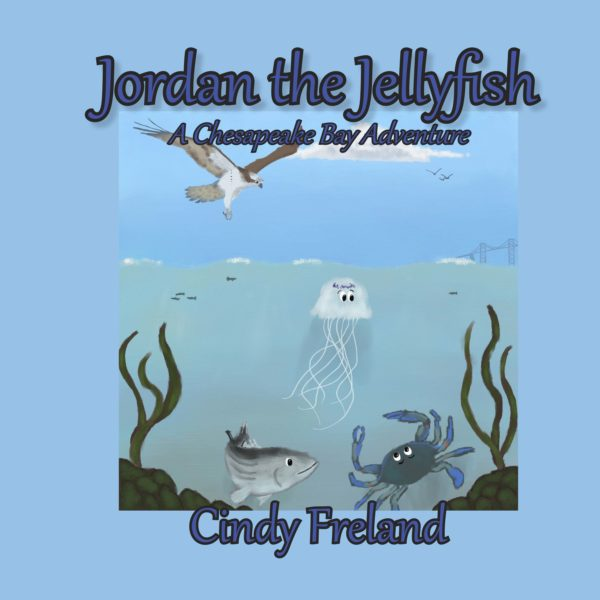 Jordan the Jellyfish Front Cover