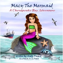 Macy the Mermaid Front Cover