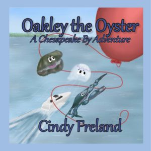 Oakley the Oyster Front Cover