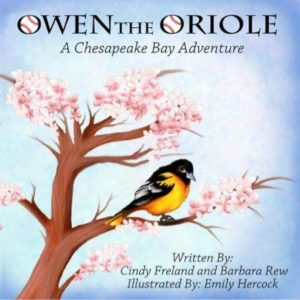 Owen the Oriole Front Cover
