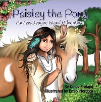 Paisley the Pony Front Cover